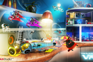 The Playroom VR Screenshot