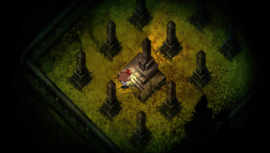 Yomawari: Night Alone Review - Screenshot 1 of 2