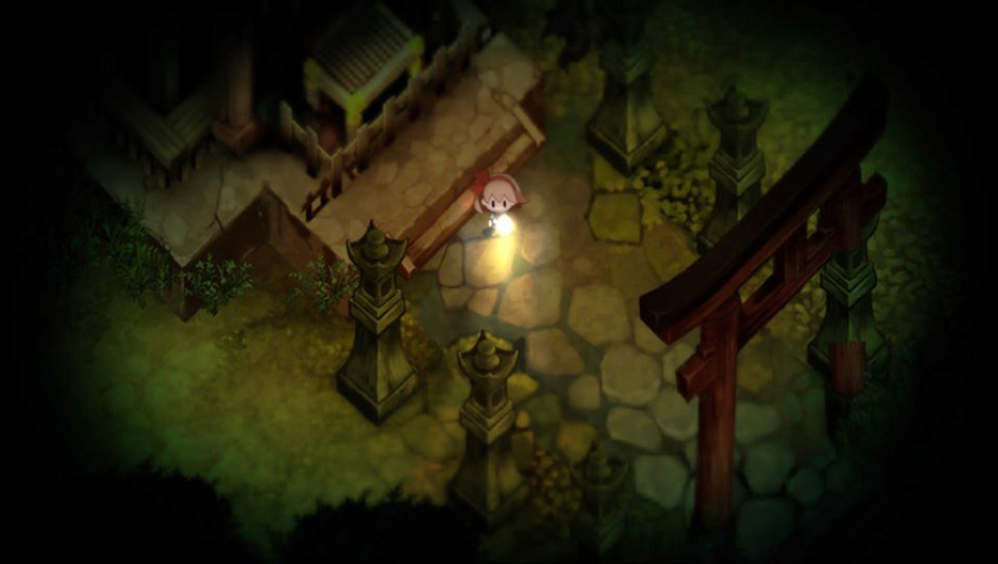 Yomawari: Night Alone Review - Screenshot 1 of 2