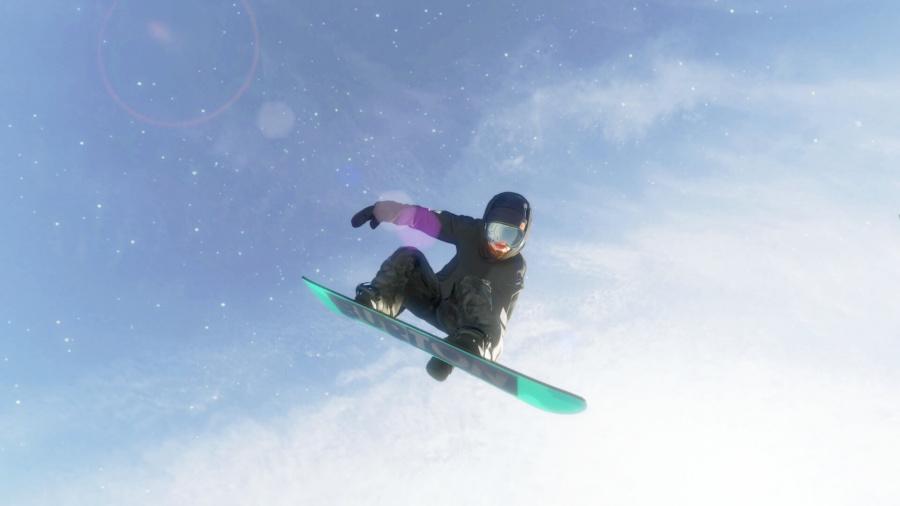 Mark McMorris Infinite Air Review - Screenshot 1 of 3