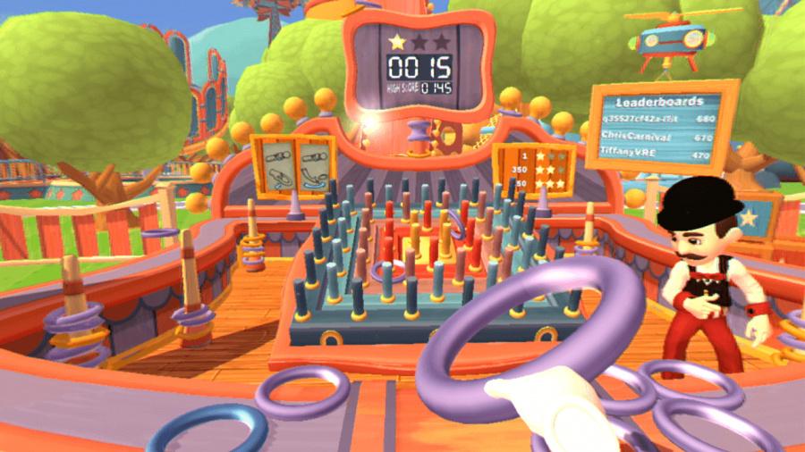 Carnival Games VR Review - Screenshot 1 of 2