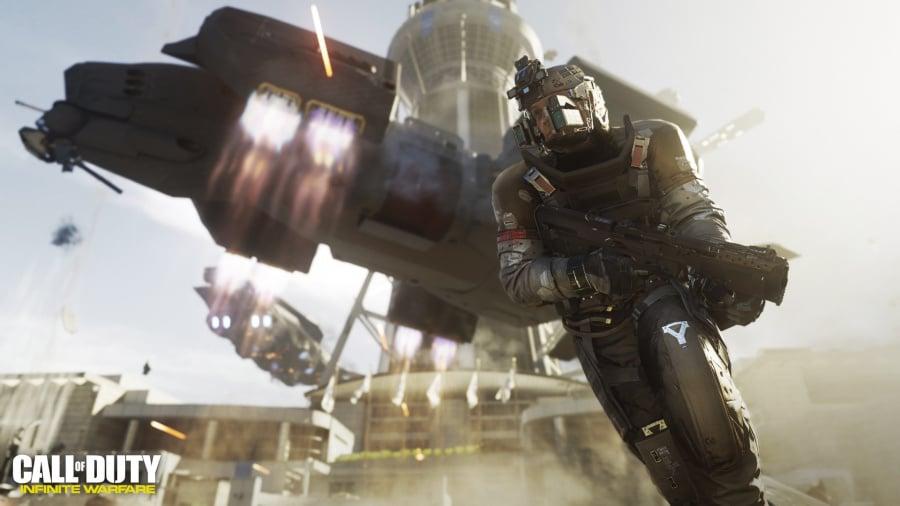 Call of Duty: Infinite Warfare Review - Screenshot 1 of 4
