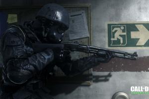 Call of Duty: Modern Warfare Remastered Screenshot