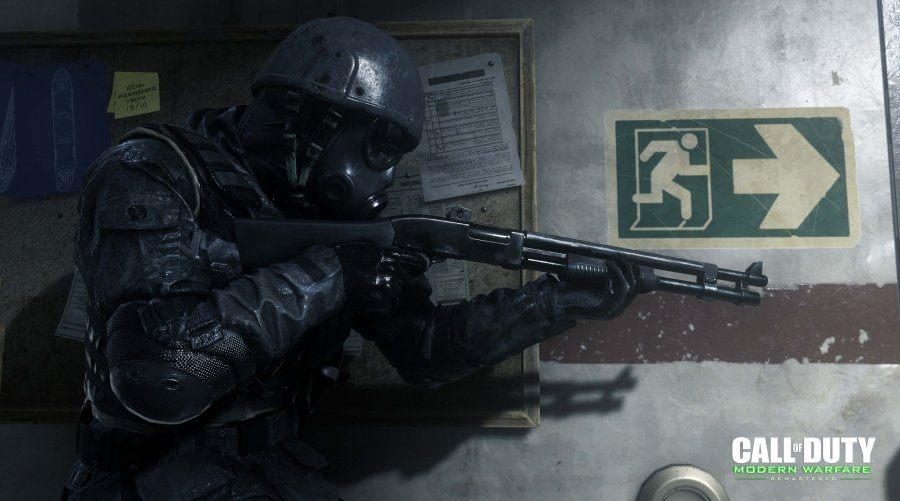 Call of Duty: Modern Warfare Remastered Review - Screenshot 1 of 4