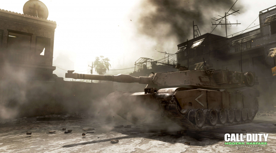 Call of Duty: Modern Warfare Remastered Review - Screenshot 1 of 5