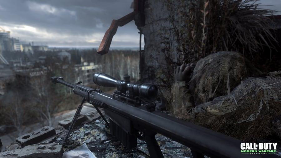 Call of Duty: Modern Warfare Remastered Review - Screenshot 3 of 4