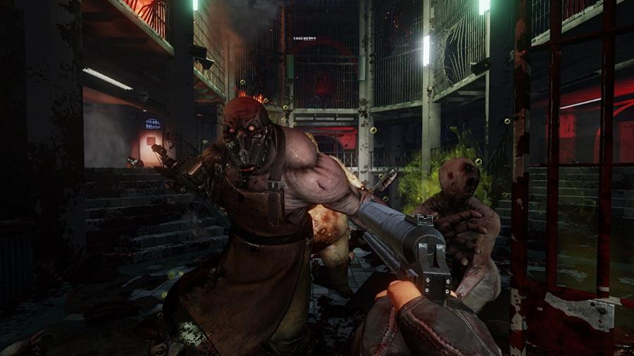 Killing Floor 2 Review - Screenshot 1 of 3