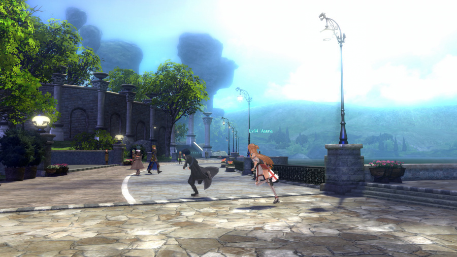 Sword Art Online: Hollow Realization Review - Screenshot 2 of 5