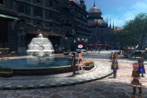 Sword Art Online: Hollow Realization Screenshot