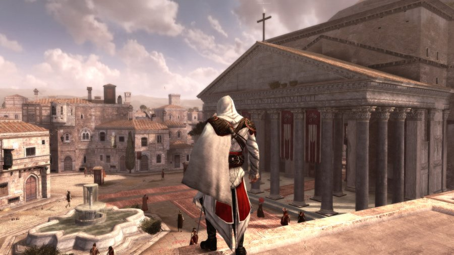 Assassin's Creed: The Ezio Collection Review - Screenshot 1 of 3