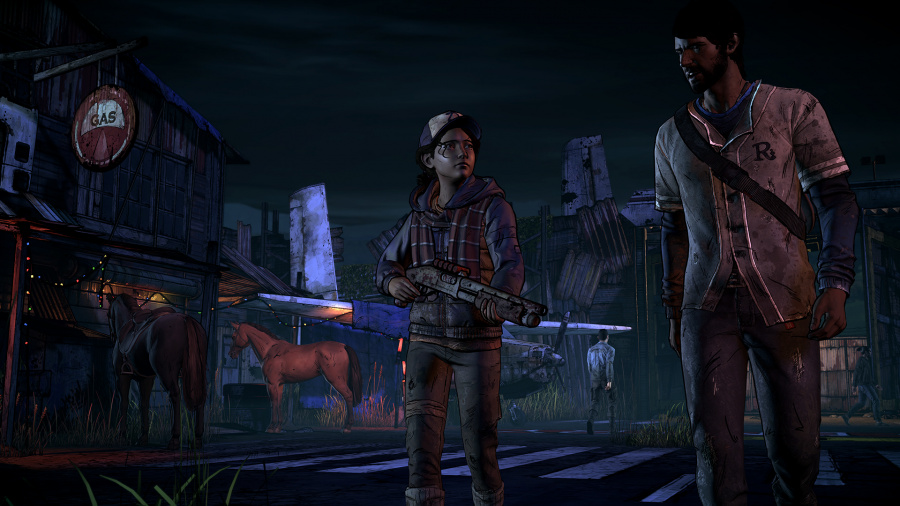 The Walking Dead: A New Frontier - Episode 2: Ties That Bind (Part Two) Review - Screenshot 2 of 2