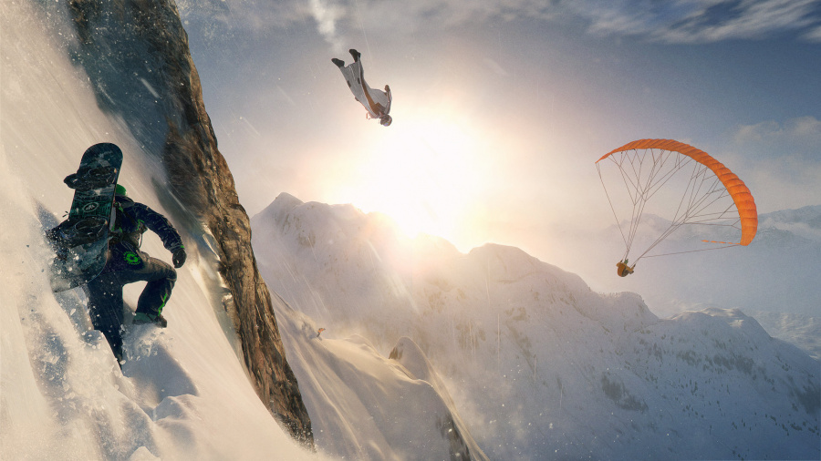 Steep Review - Screenshot 4 of 4