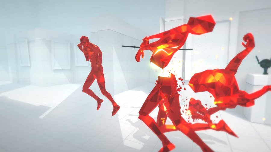 SUPERHOT VR Review - Screenshot 2 of 4