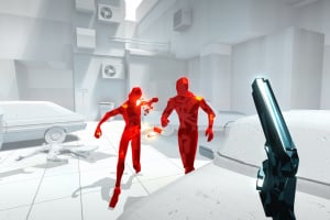 SUPERHOT VR Screenshot