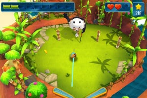 Momonga Pinball Adventures Screenshot