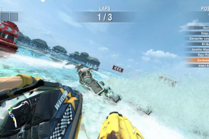 Aqua Moto Racing Utopia Screenshot