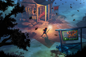 The Flame in the Flood: Complete Edition Screenshot