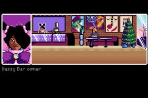 2064: Read Only Memories Screenshot