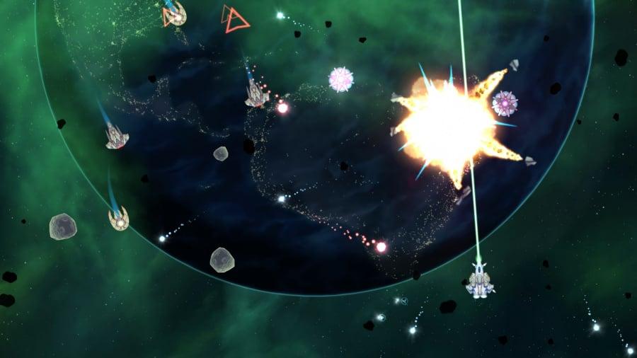 Xenoraid Review - Screenshot 1 of 2