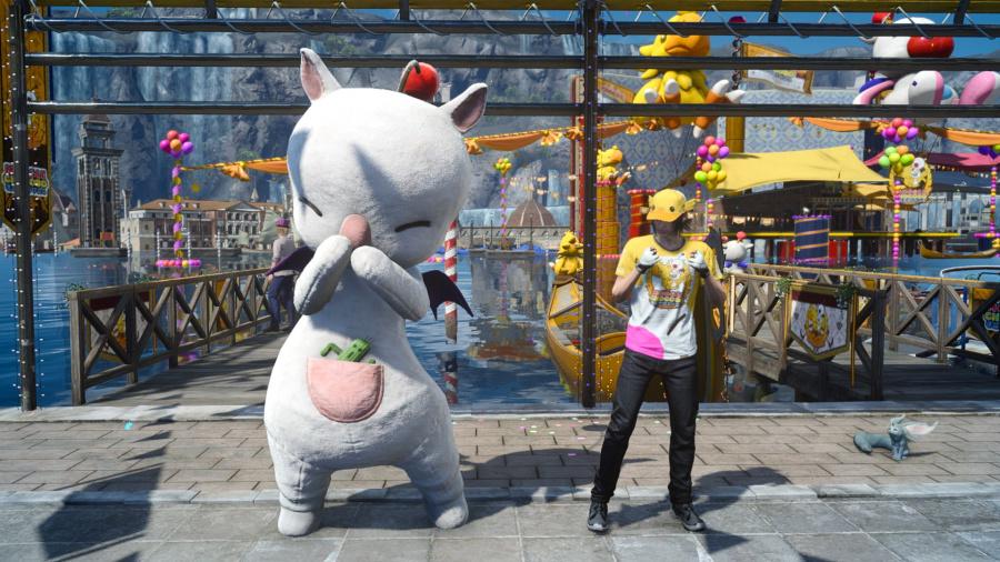 Final Fantasy XV Review - Screenshot 5 of 6
