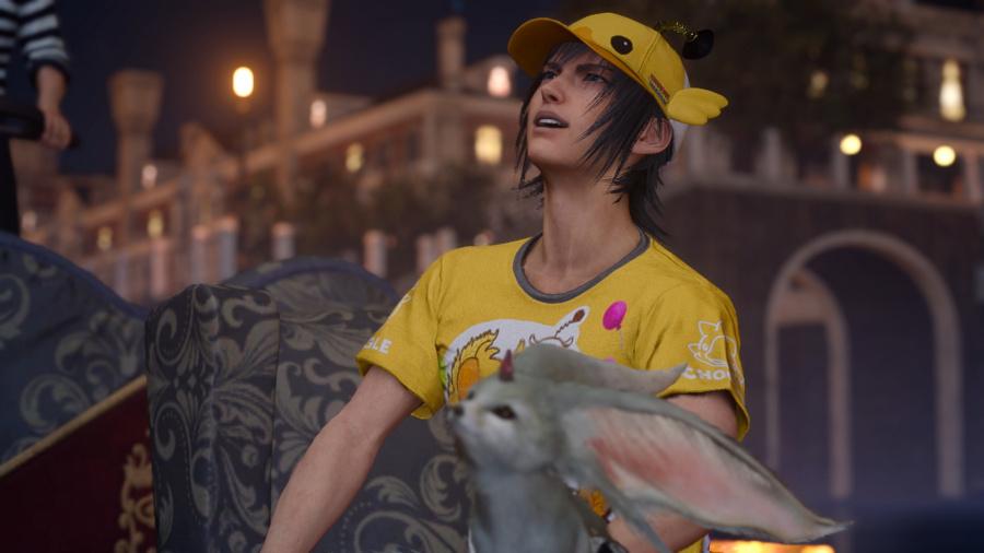 Final Fantasy XV Review - Screenshot 1 of 6