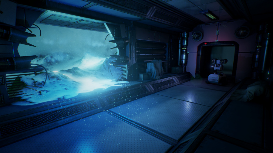 The Turing Test Review - Screenshot 1 of 4