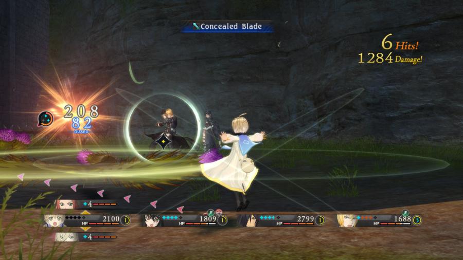 Tales of Berseria Review - Screenshot 2 of 5