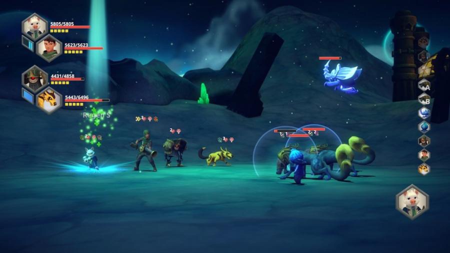 Earthlock: Festival of Magic Review - Screenshot 1 of 3
