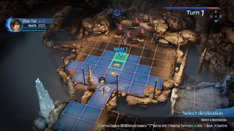 Dynasty Warriors: Godseekers Review - Screenshot 1 of 3