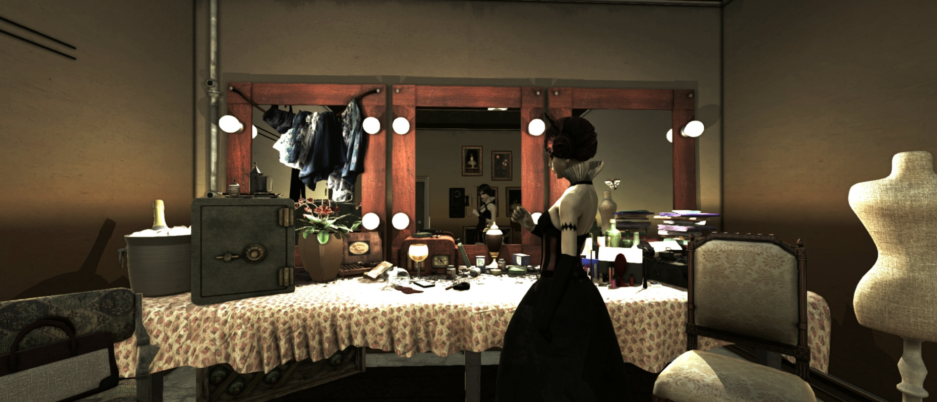 Dollhouse Ps4 Playstation 4 Game Profile News