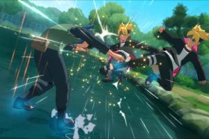 Naruto Storm 4: Road to Boruto Screenshot