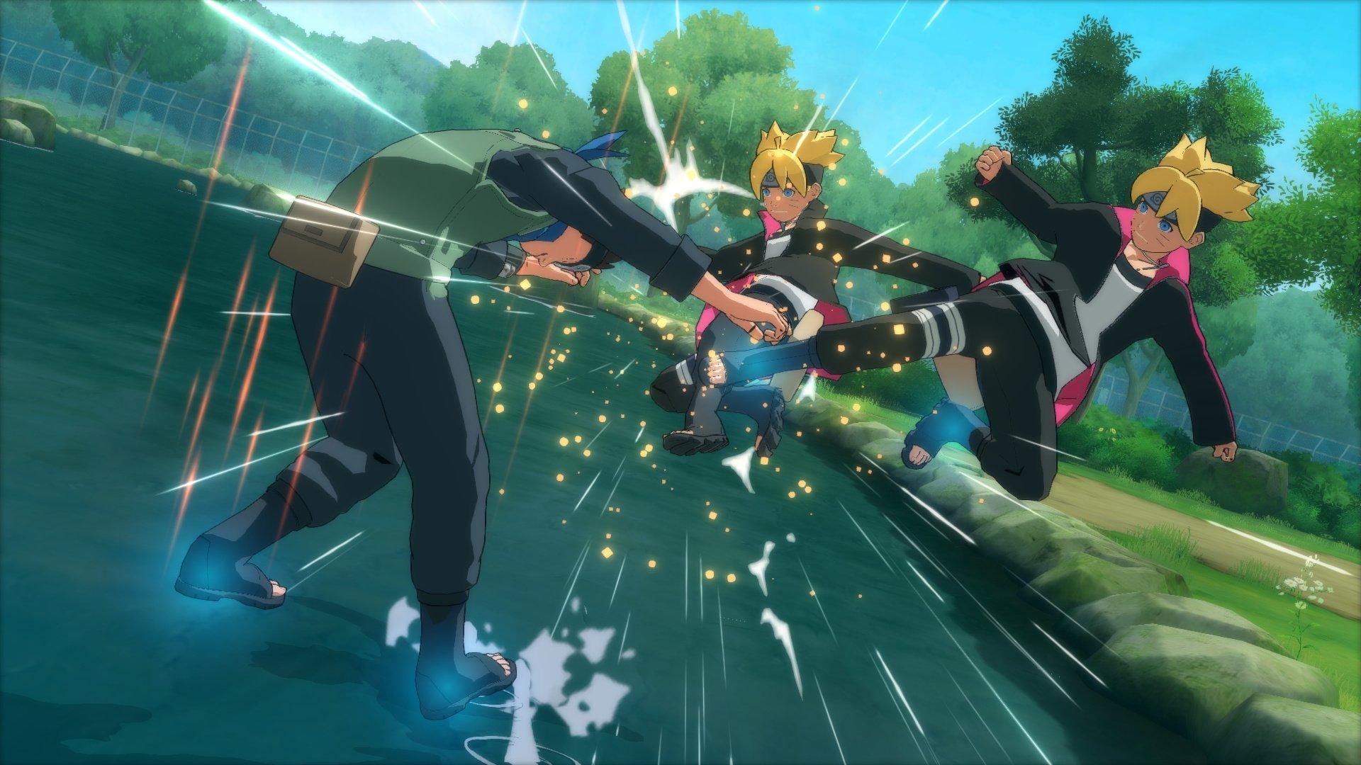 Naruto Storm 4: Road to Boruto (PS4 / PlayStation 4) Game