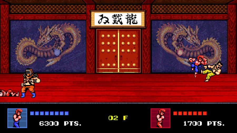 Double Dragon 4 Review - Screenshot 1 of 3