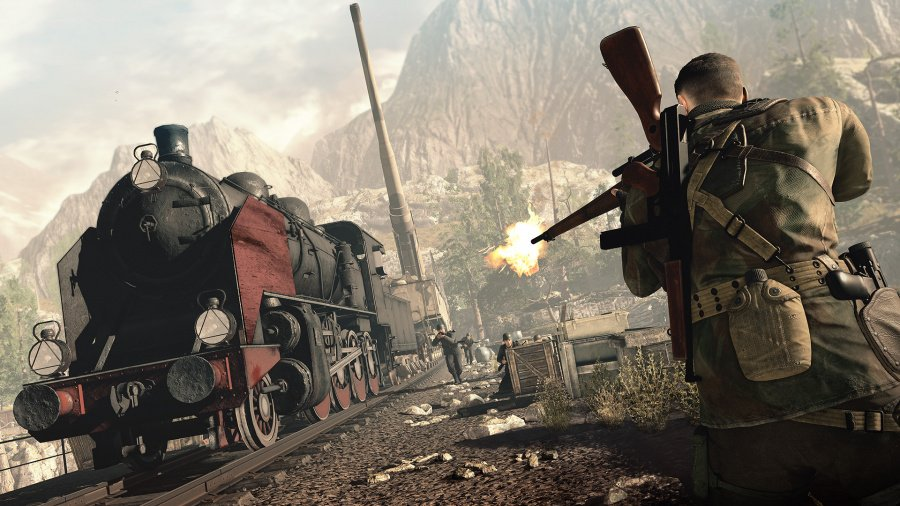 Sniper Elite 4 Review - Screenshot 2 of 4