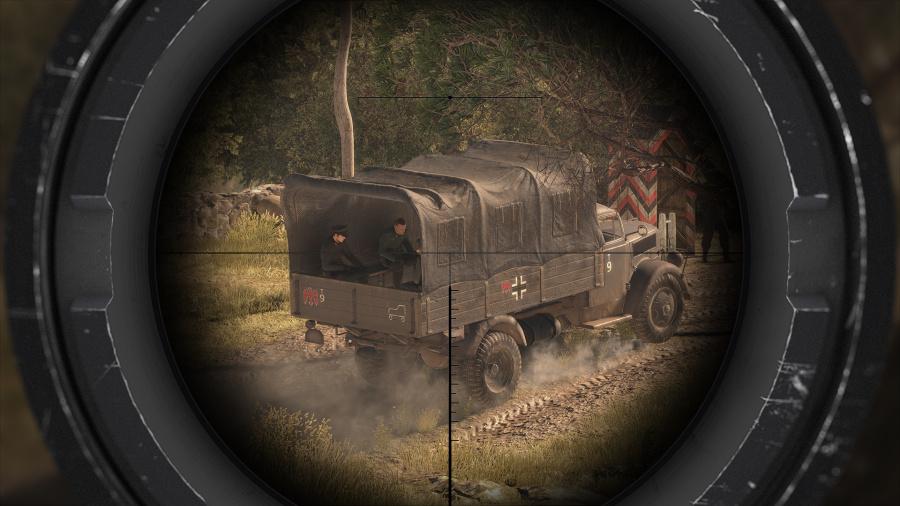Sniper Elite 4 Review - Screenshot 3 of 4
