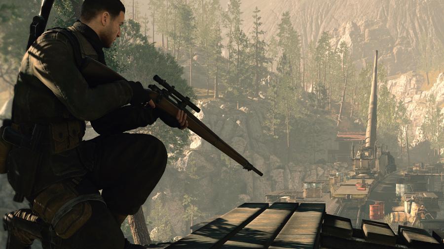 Sniper Elite 4 Review - Screenshot 1 of 4