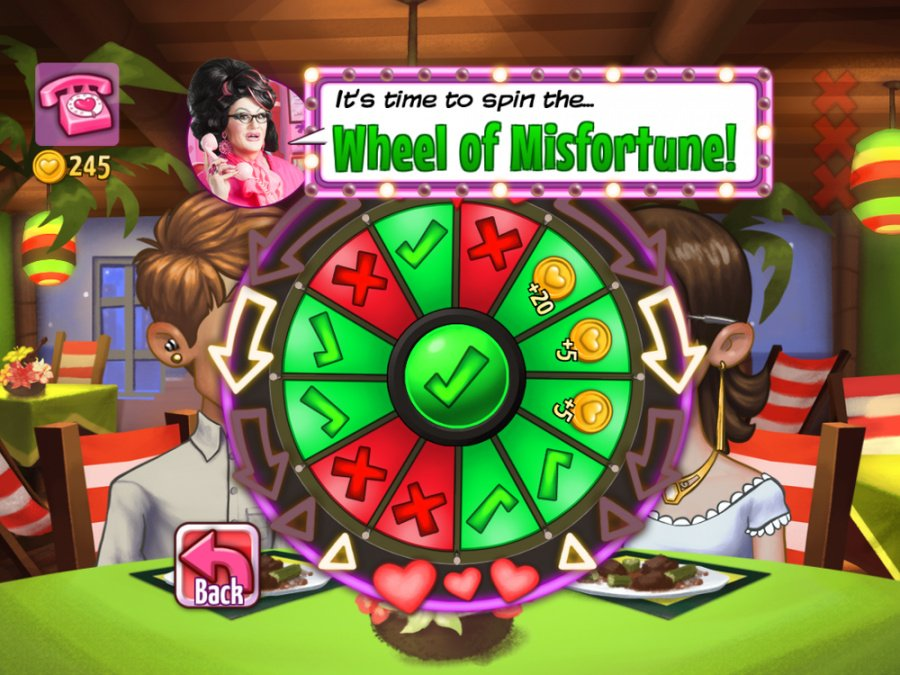 Kitty Powers' Matchmaker Review - Screenshot 1 of 3