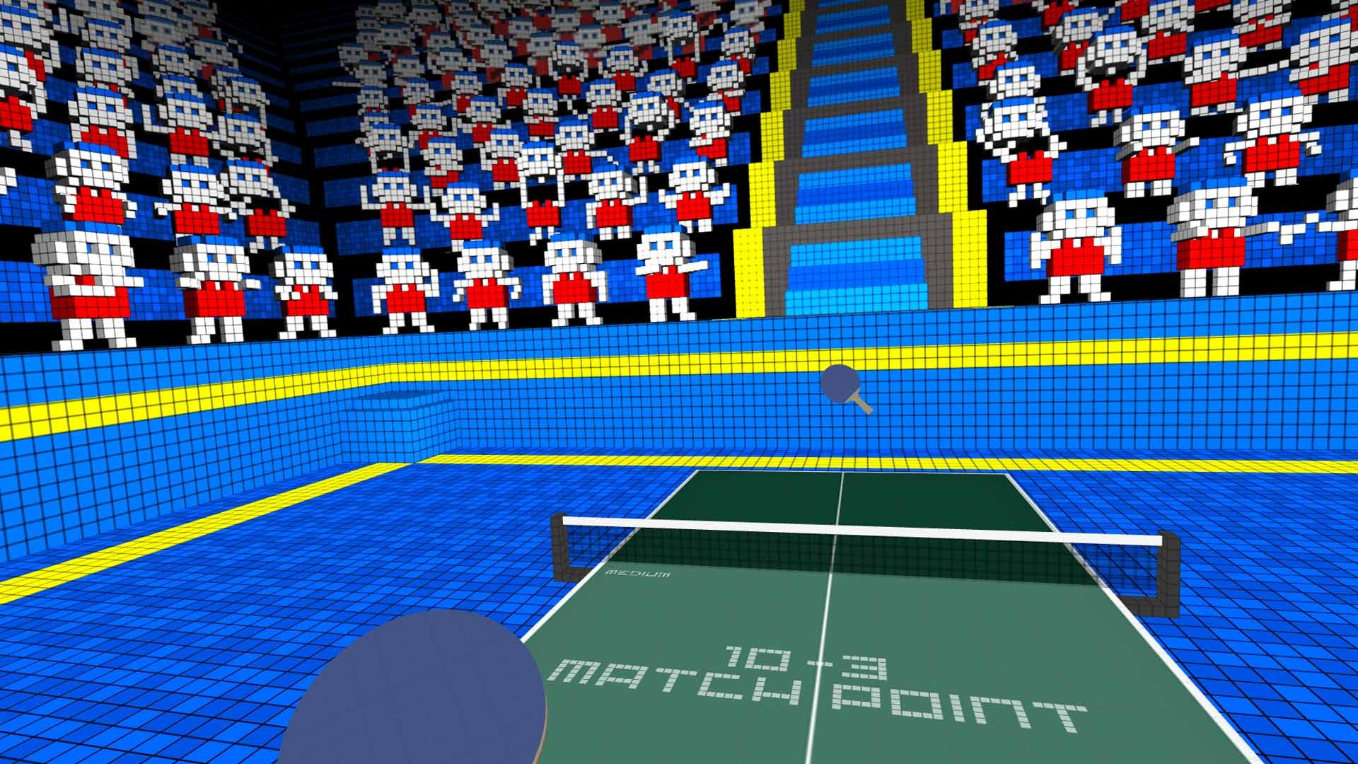Vr Ping Pong Review Ps4 Push Square