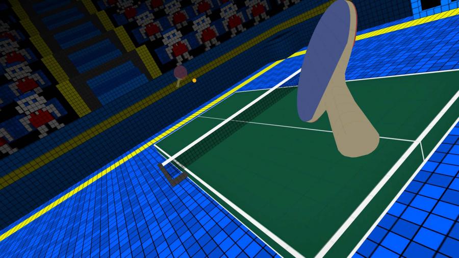 VR Ping Pong Review - Screenshot 2 of 2
