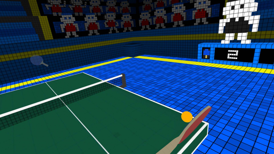 VR Ping Pong Review - Screenshot 1 of 2