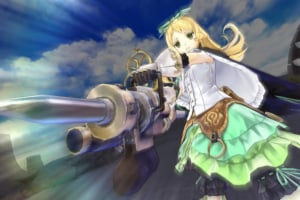 Atelier Shallie Plus: Alchemists of the Dusk Sea Screenshot