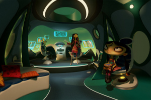 Psychonauts in the Rhombus of Ruin Screenshot