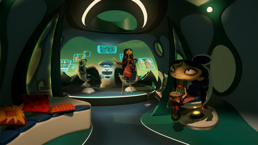 Psychonauts in the Rhombus of Ruin Review - Screenshot 4 of 4