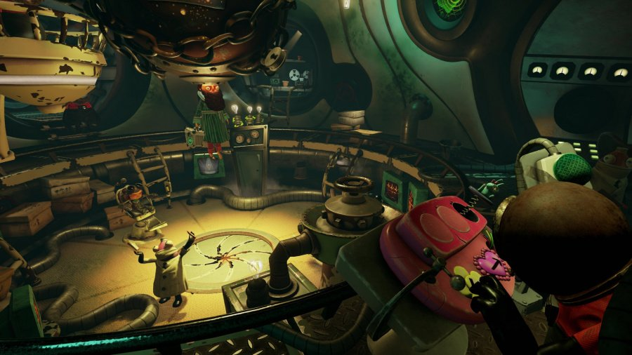 Psychonauts in the Rhombus of Ruin Review - Screenshot 1 of 4