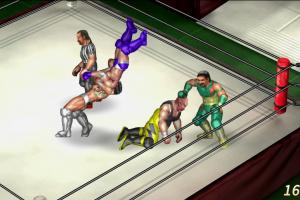 Fire Pro Wrestling World Screenshot