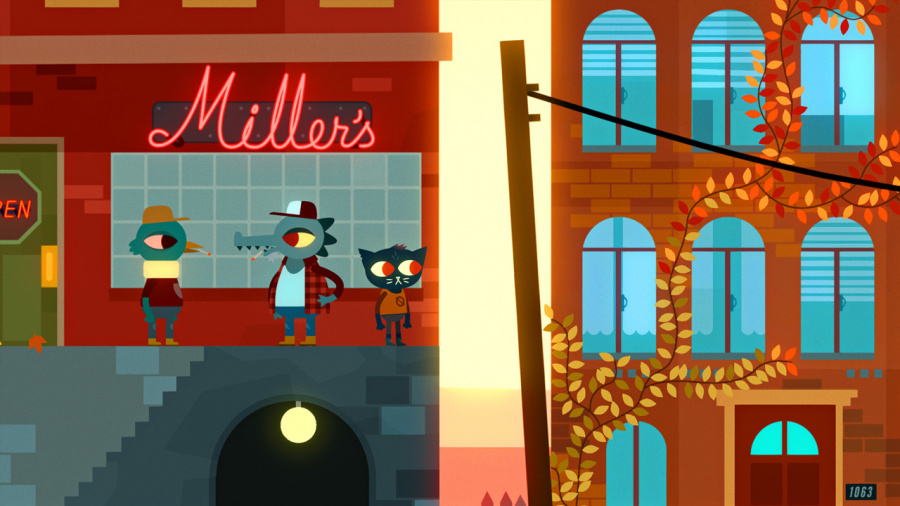 Night in the Woods Review - Screenshot 1 of 3