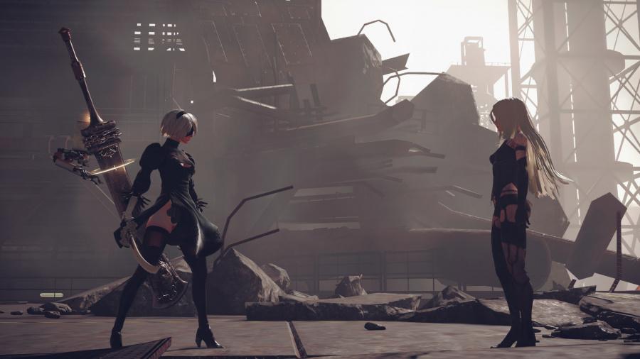 NieR: Automata Review - Screenshot 2 of 4