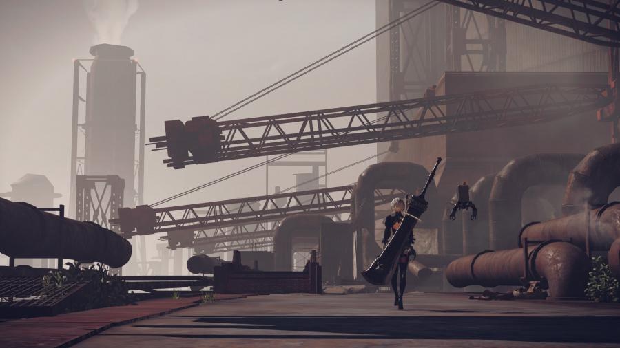 NieR: Automata Review - Screenshot 1 of 4