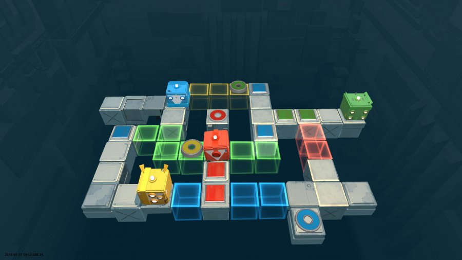 Death Squared Review - Screenshot 1 of 3