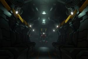 Deus Ex: Mankind Divided - A Criminal Past Screenshot